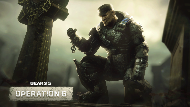 《战争机器5》行动6即将到来 《战争机器2》暂无重制