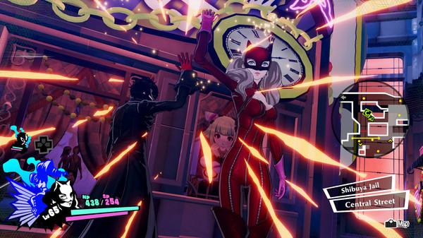 Steam《女神异闻录5S》好评如潮 玩家直呼天下第一!