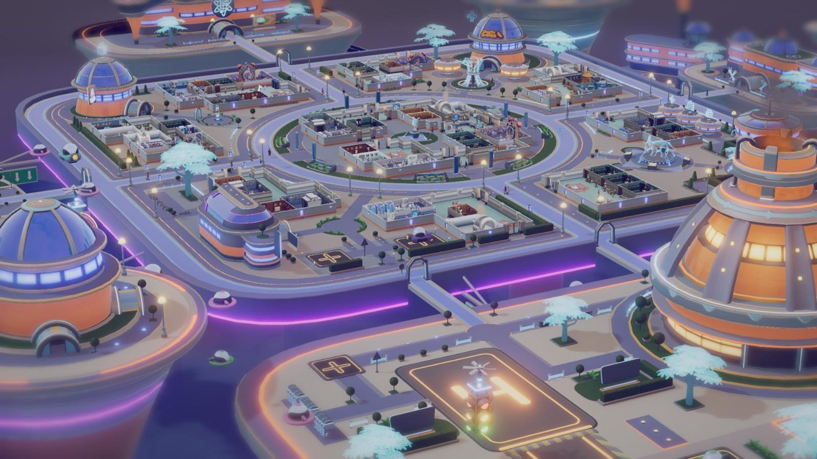 《双点医院》新DLC在Steam上推出 来趟时空旅行