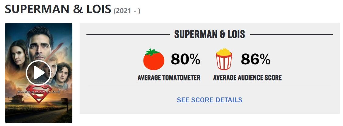 DC新剧《超人与露易丝》首播IGN 8分:脱离绿箭宇宙 但创意很好