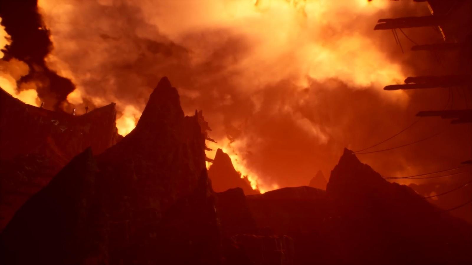科幻射击《Returnal》新预告片 在诡异星球求生存