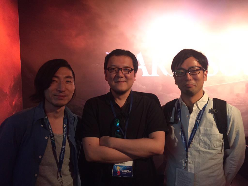 《血源诅咒》制作人山际真晃离开索尼 将继续游戏制作