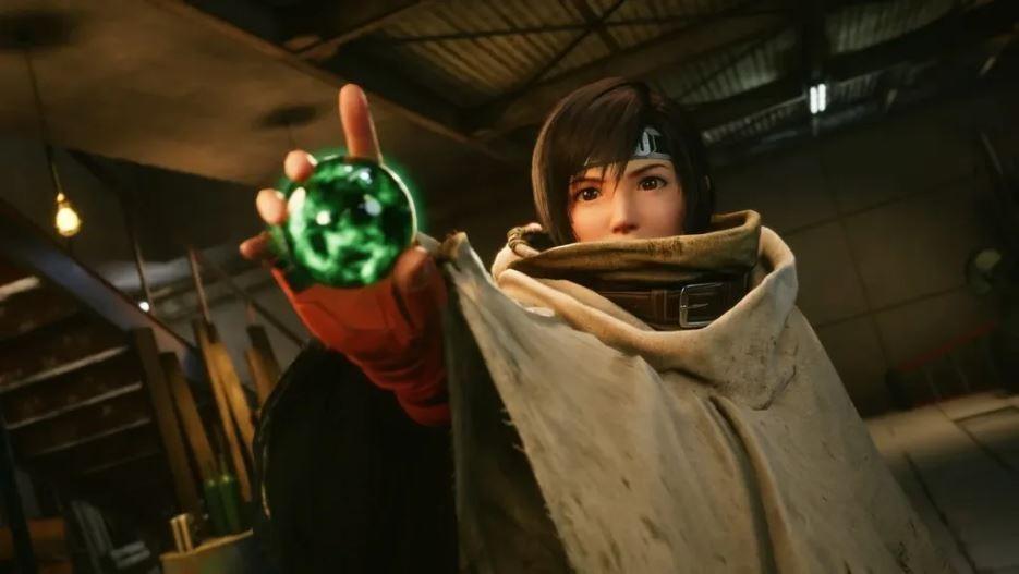 索尼发布会:《最终幻想7:重制版 Intergrade》6月发售