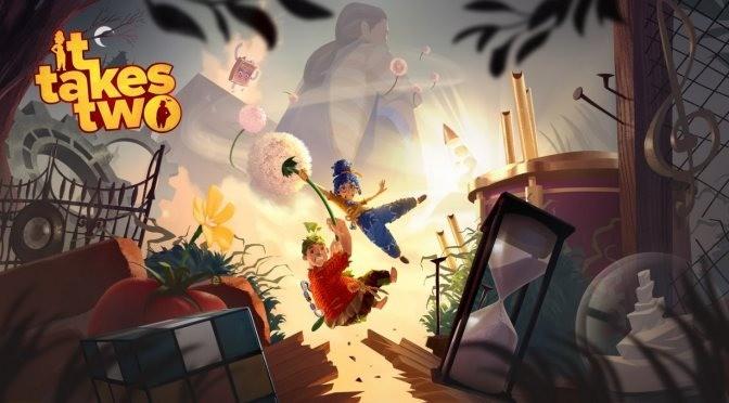 合作冒险游戏《双人成行》PC系统配置要求公布
