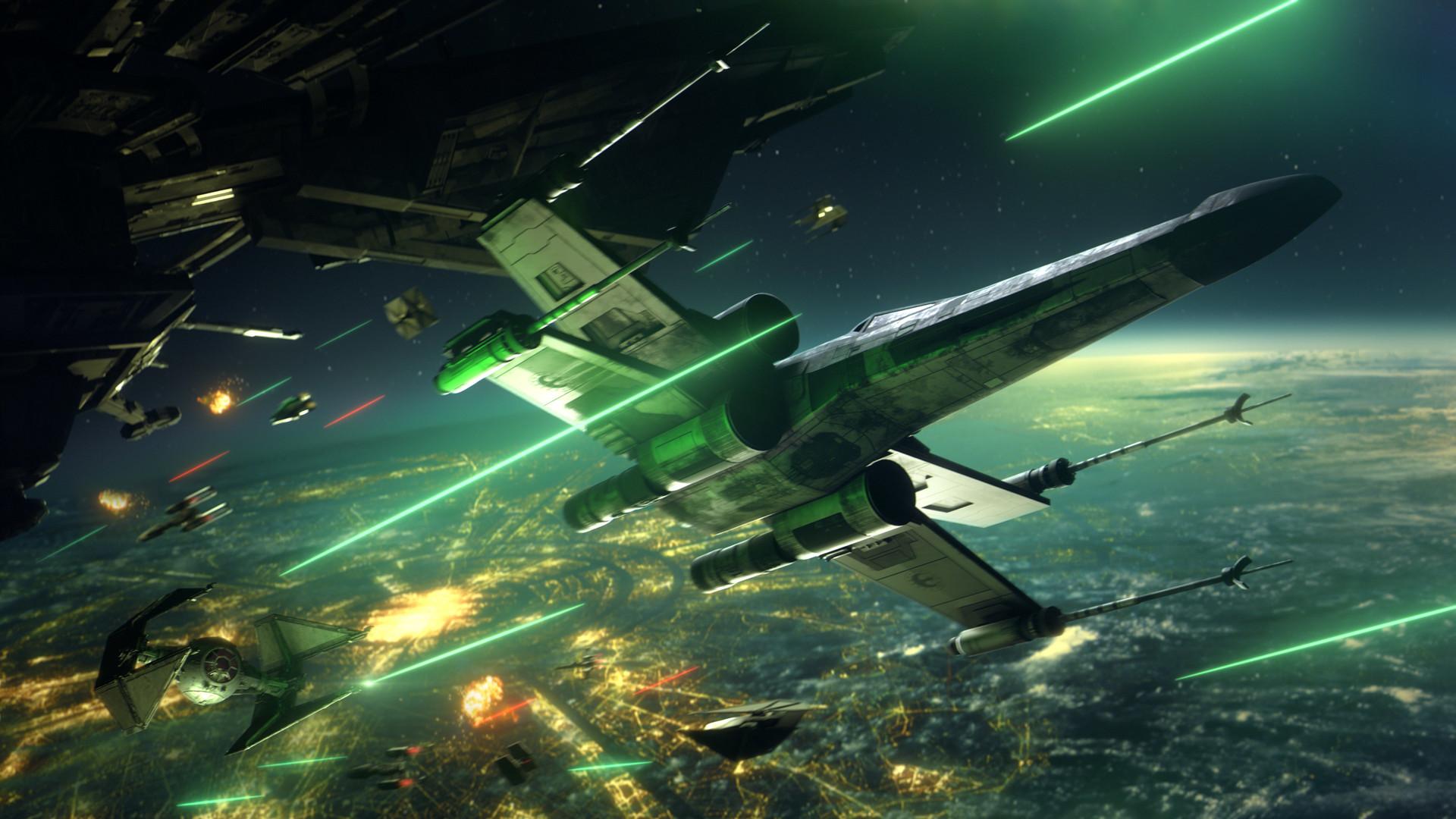 《星球大战:战机中队》将于3月加入EA Play