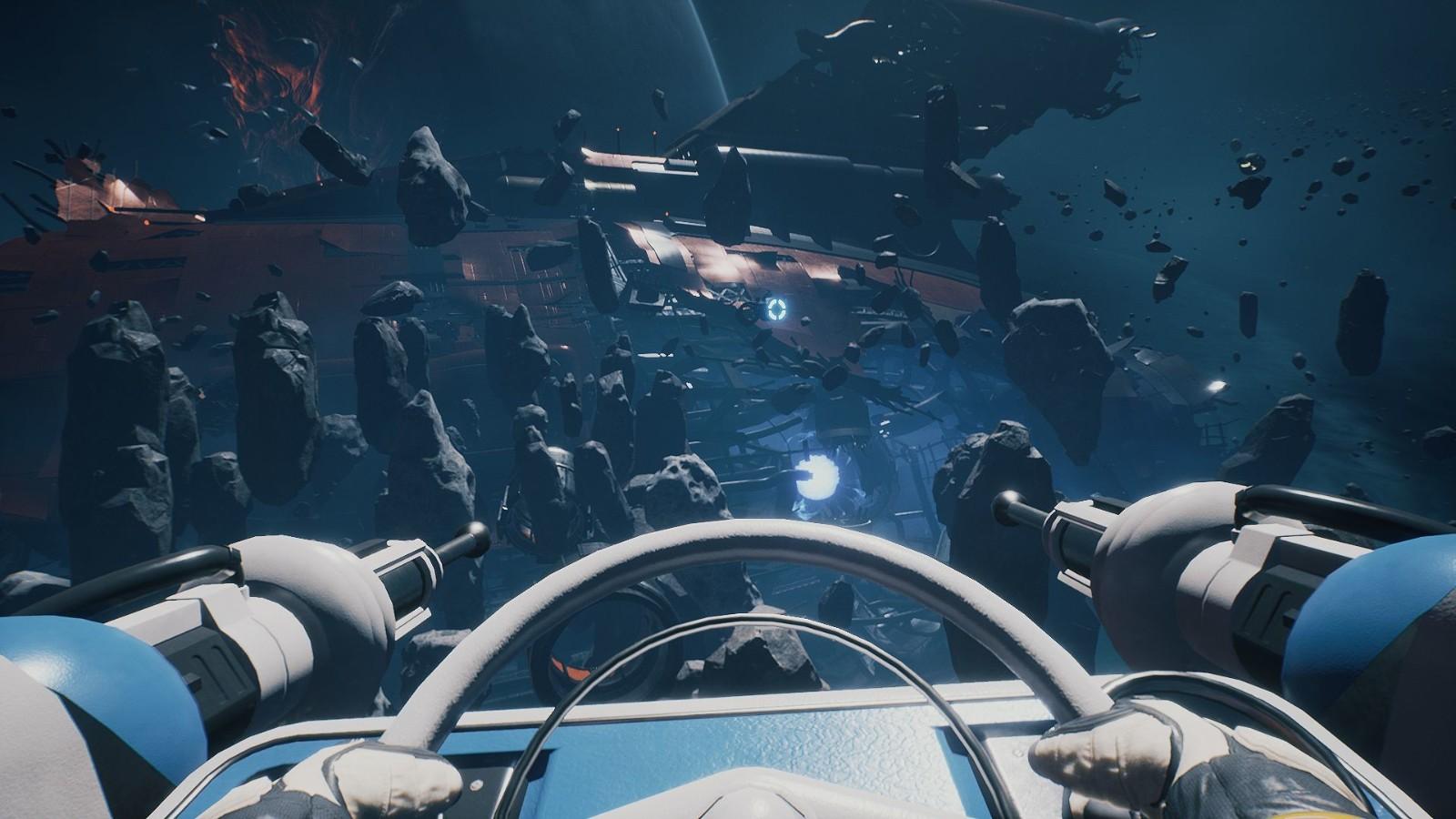 太空冒险游戏《呼吸边缘》正式发售 Steam特别好评