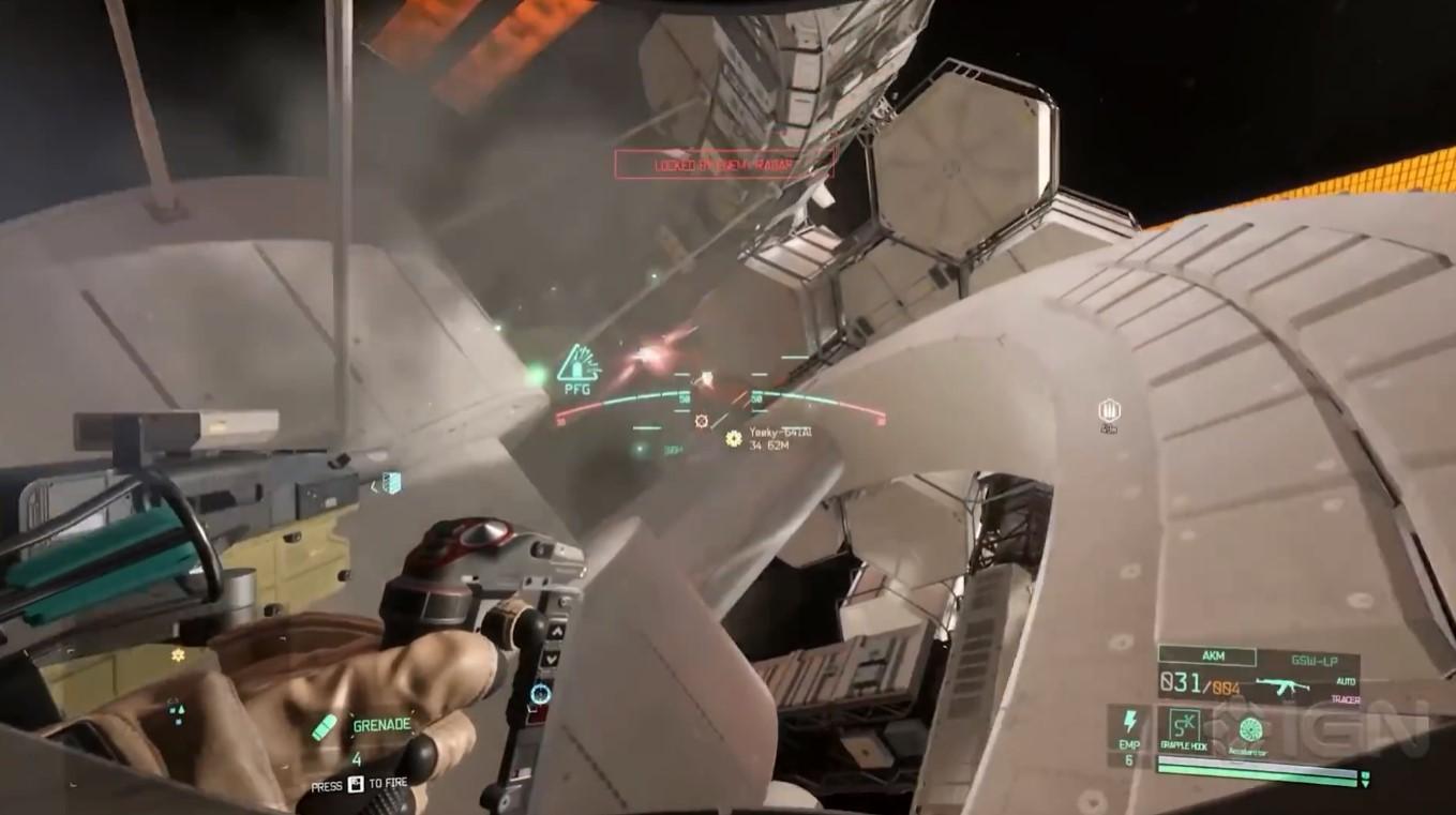 国产科幻FPS《边境》新实机预告 今年夏天正式发售