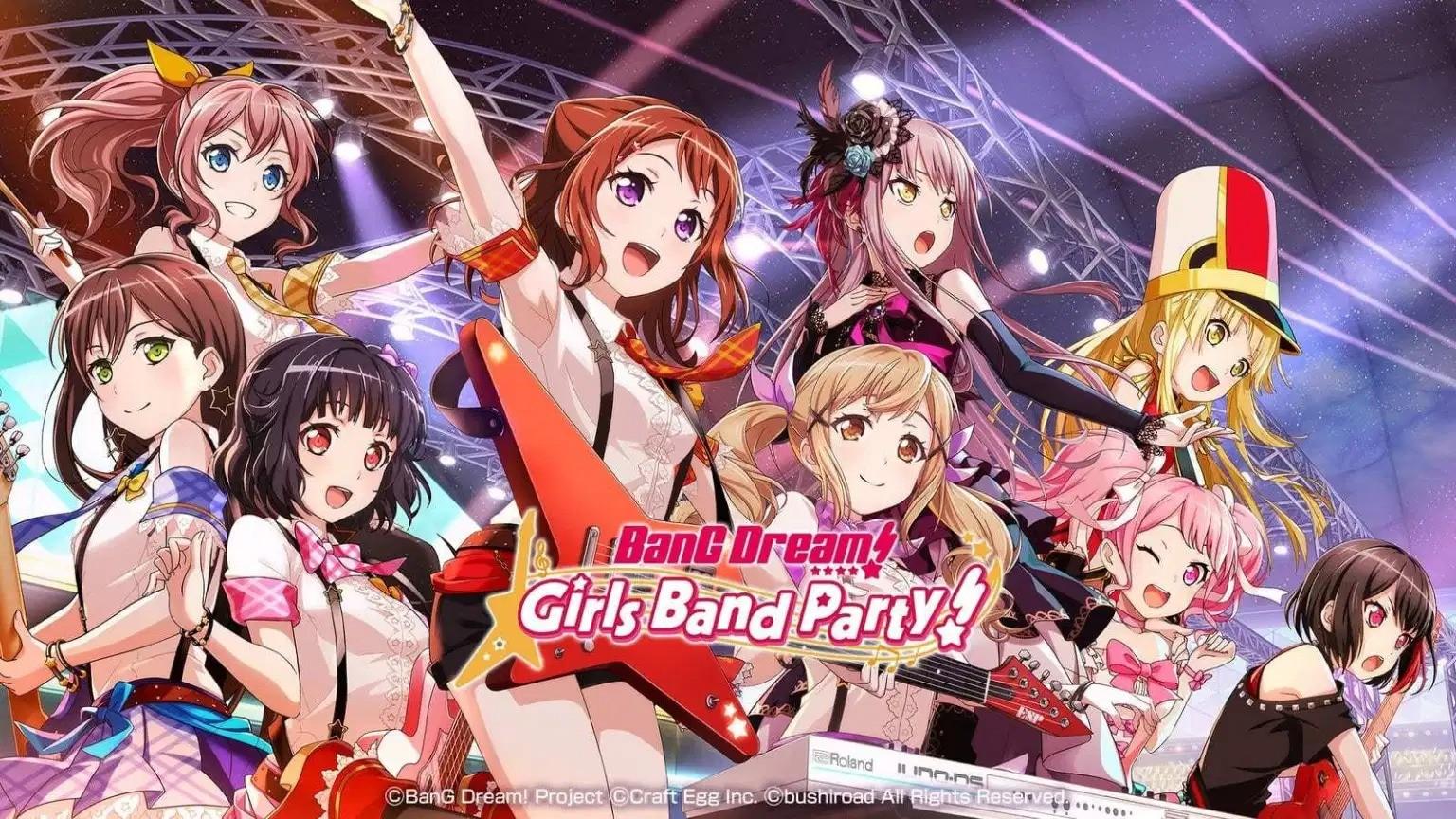 《BanG Dream! 》Switch版游戏公布