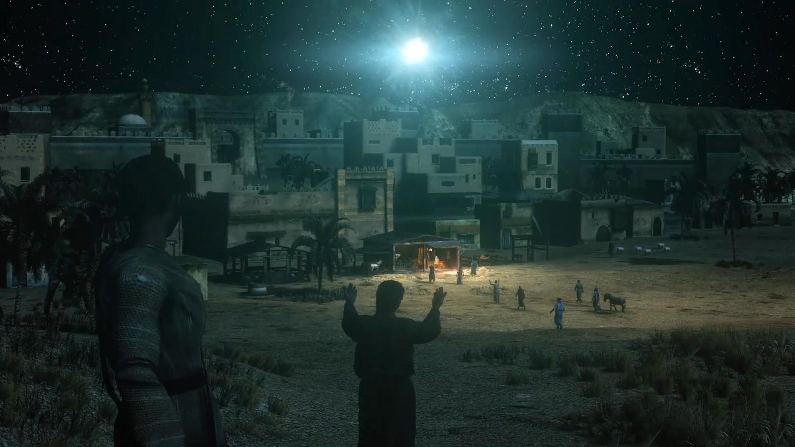 传道游戏《我是耶稣》新视频 大战撒旦救治病人
