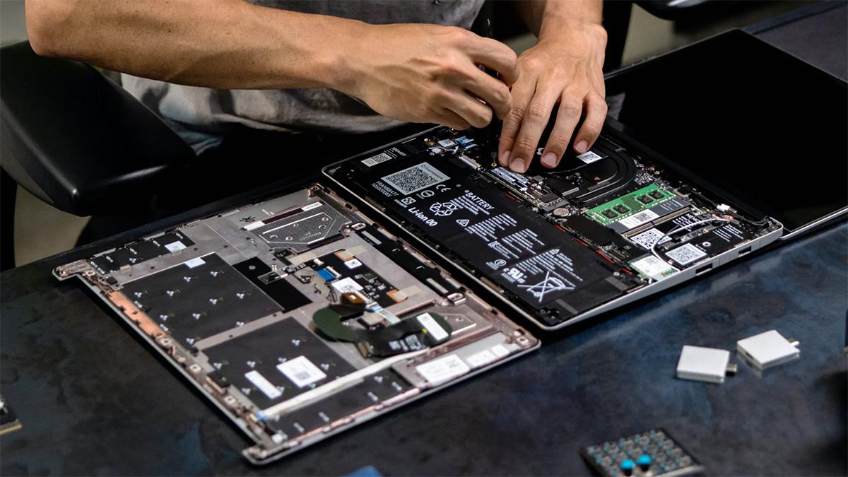 国外厂商推可自行升级笔记本 模块化接口+主板都能换代