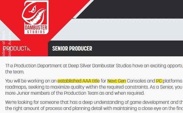 招聘信息显示《死亡岛2》可能已经放弃PS4和XBO平台