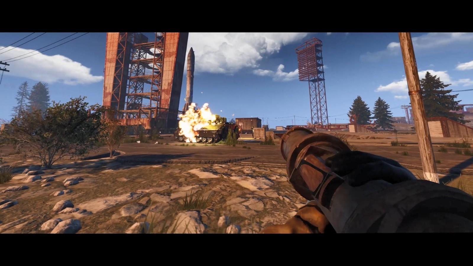 开放世界多人生存游戏《腐蚀》主机版预告发布