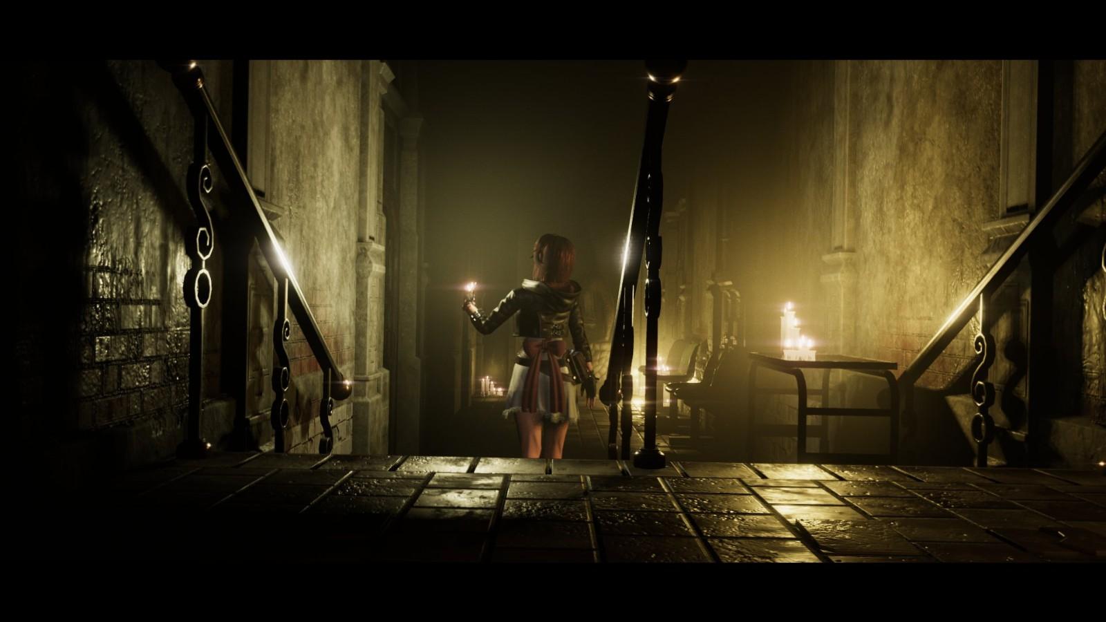 恐怖游戏《受折磨的灵魂》新截图 受生化寂静岭启发