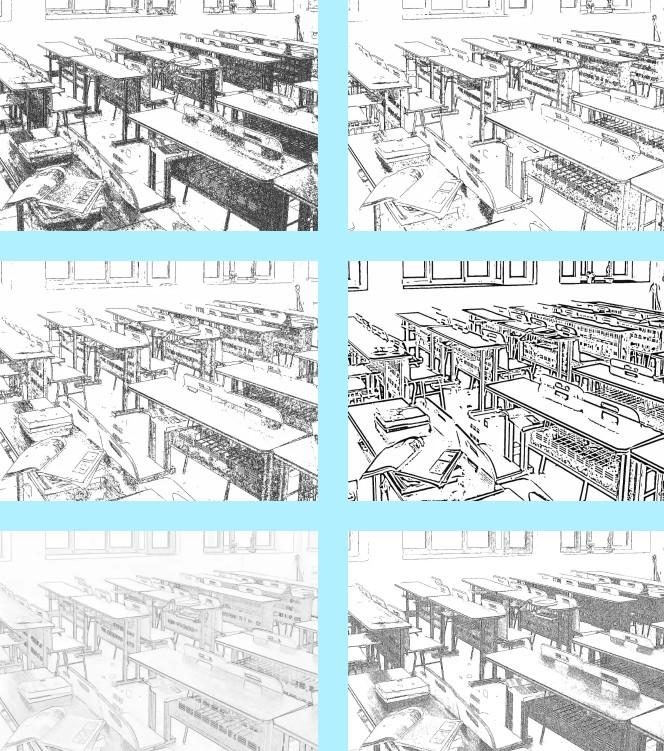 不会画画也可制造动漫 相片转换动漫线条AI东西「Line Drawer」公然