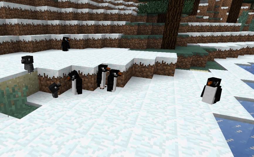 《我的世界》1.16.5企鹅MOD