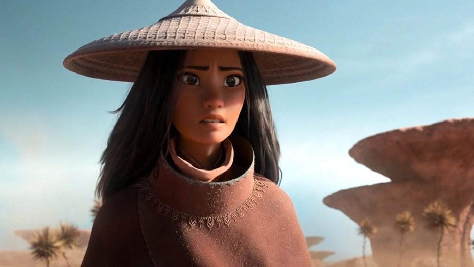 口碑上乘!迪士尼亚裔女主动画《寻龙传说》IGN 8分