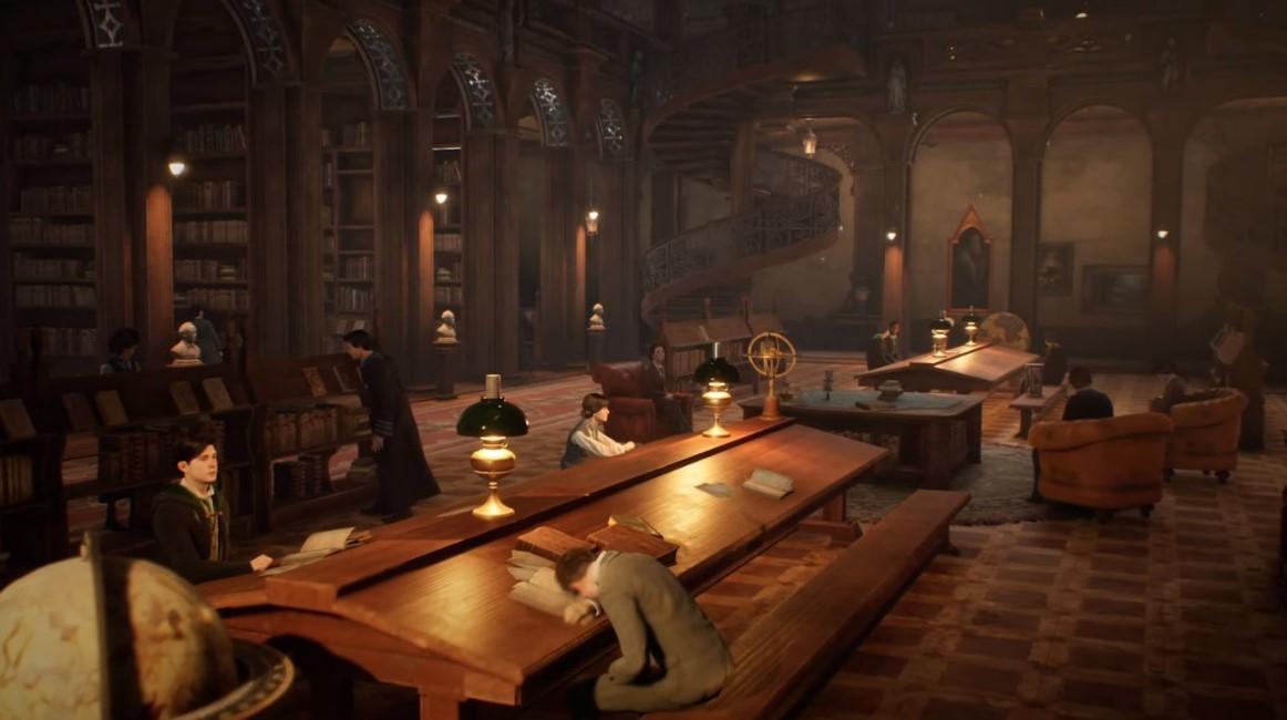 《霍格沃兹:遗产》允许玩家创建变性人角色 推迟至2022年发售