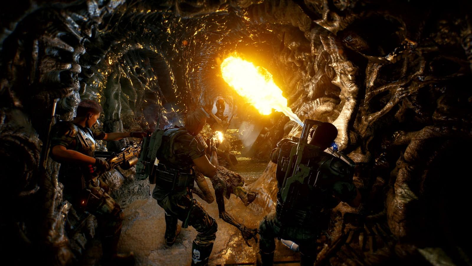 异形新作《异形:火力小队》公布 今年夏季发售