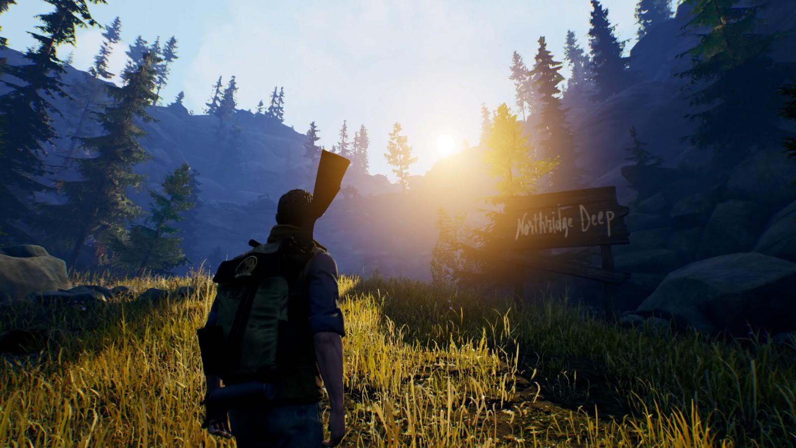 开放世界狩猎生存游戏《辽阔旷野》5月19日发售