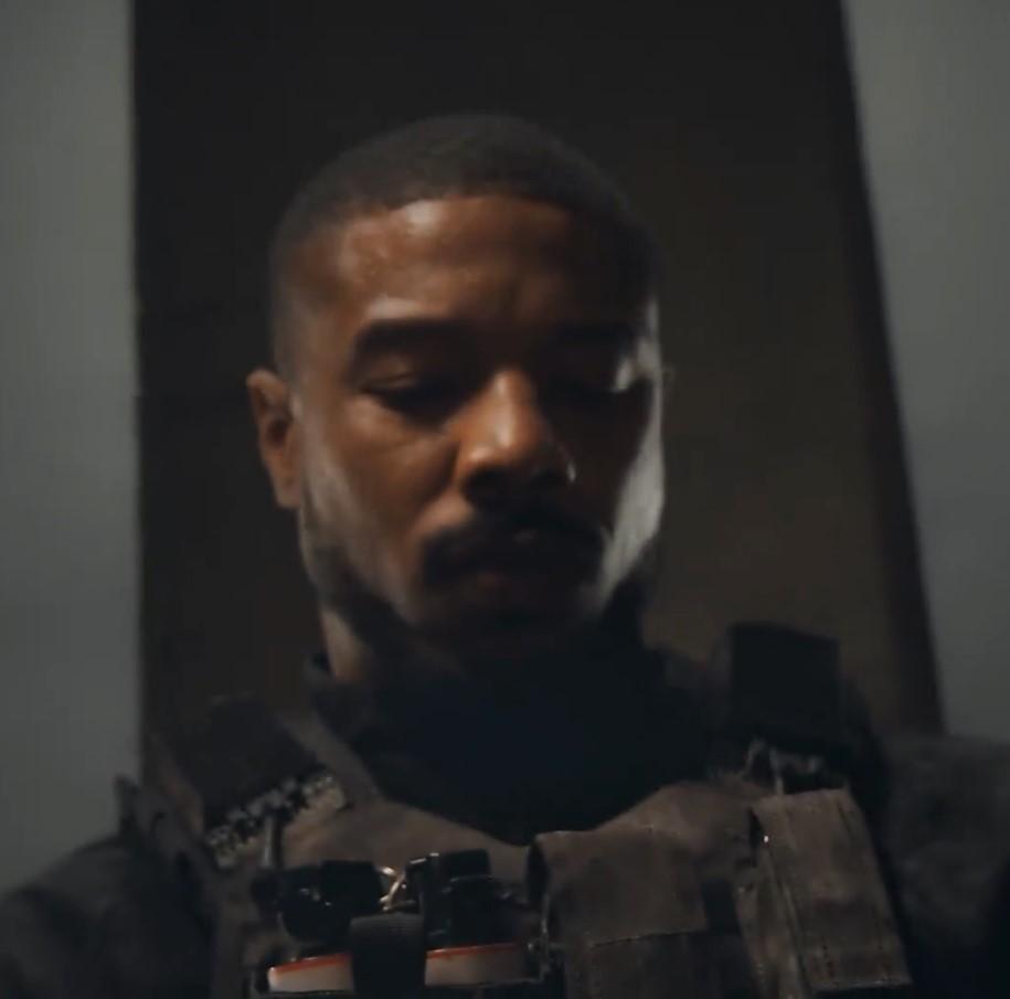 《彩6》小说改编电影《冷血悍将》曝预告之预告 黑人男星主演