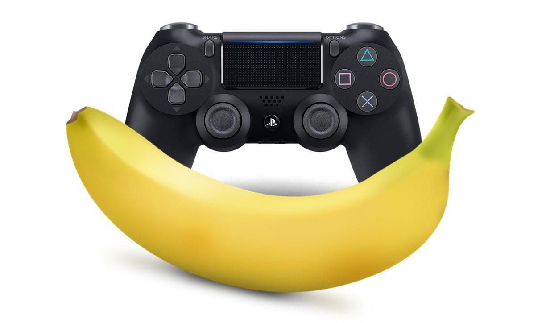 """索尼""""香蕉""""外设专利曝光 让周边物品成为手柄"""