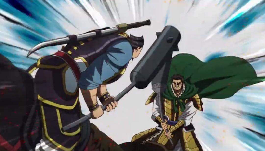 TV动画《王者天下》第3季最新预告 4月4日正式开播