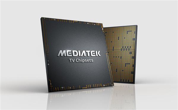 联发科4K游戏电视芯片发布:支持超2000个分区调光