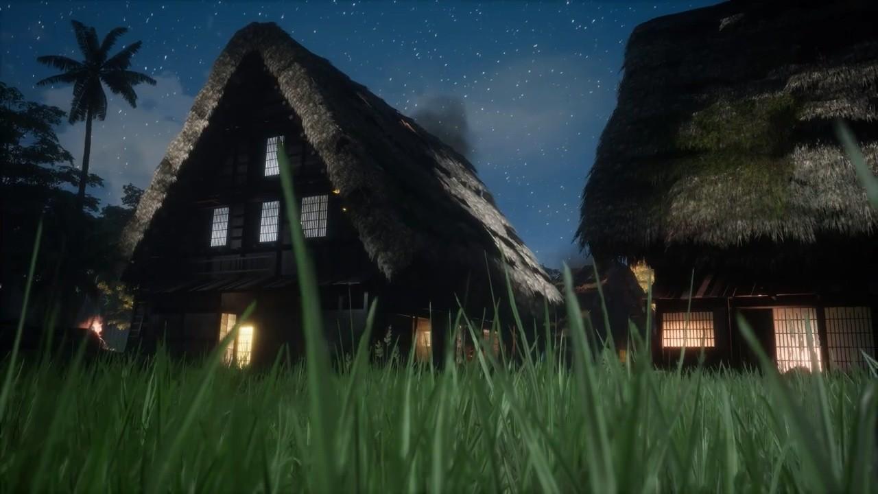 动作游戏《浪人:武士的救赎》公布 登陆PC