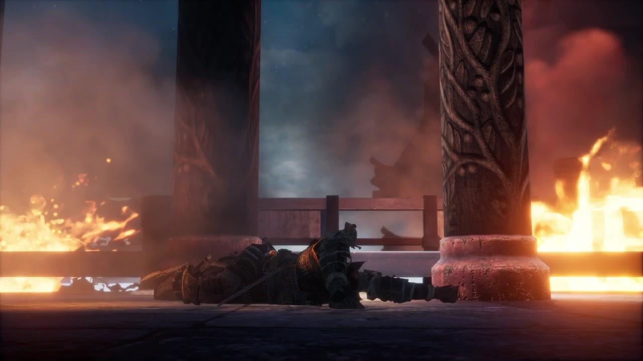 全新剧情驱动战斗冒险游戏《浪人:武士救赎》公布