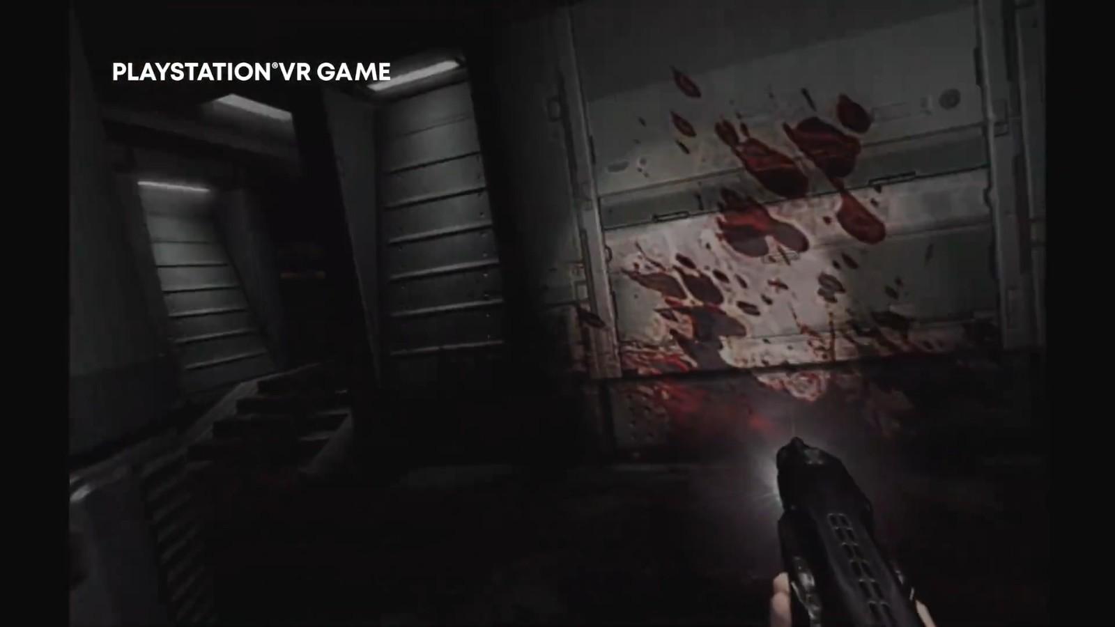 《毁灭战士3 VR版》公开 3月29日登陆PSVR