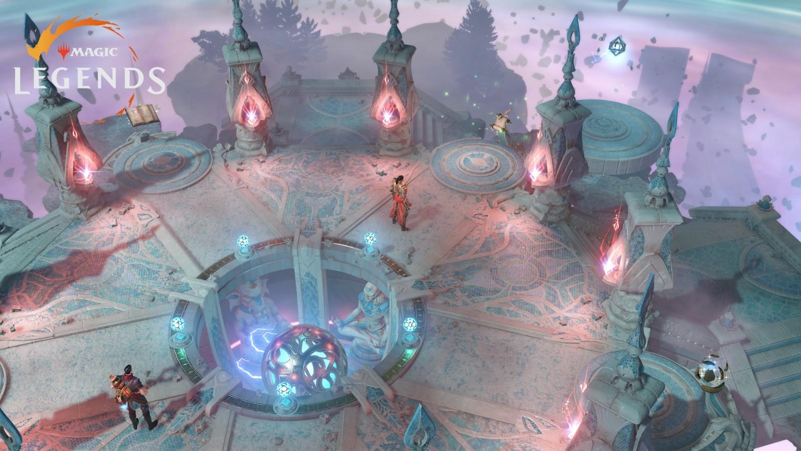《魔法传奇》新预告及截图公布 战斗刺激画面精美