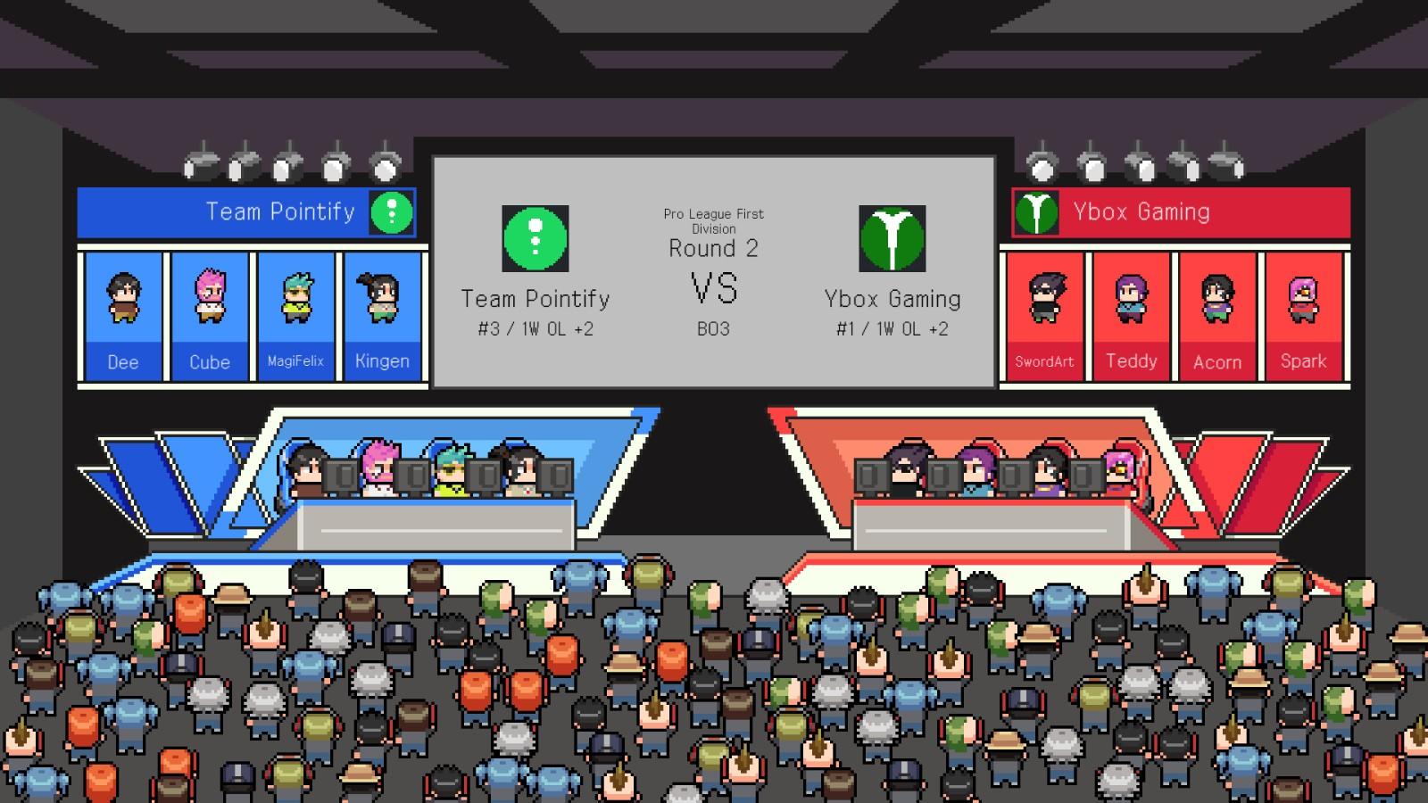 《团战经理》3月2日发售 培养电竞战队成为世界冠军