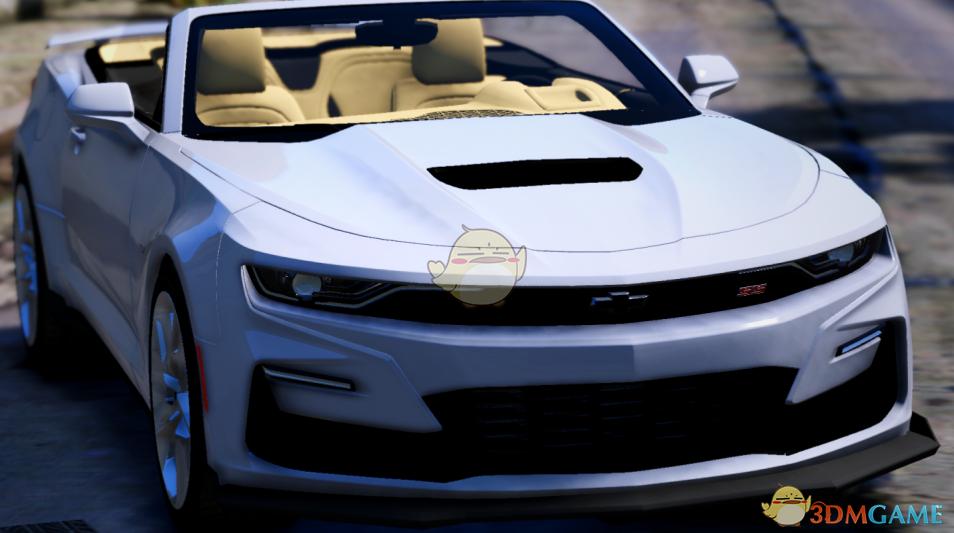 《侠盗猎车5》2021款雪佛兰Camaro SS敞篷跑车MOD
