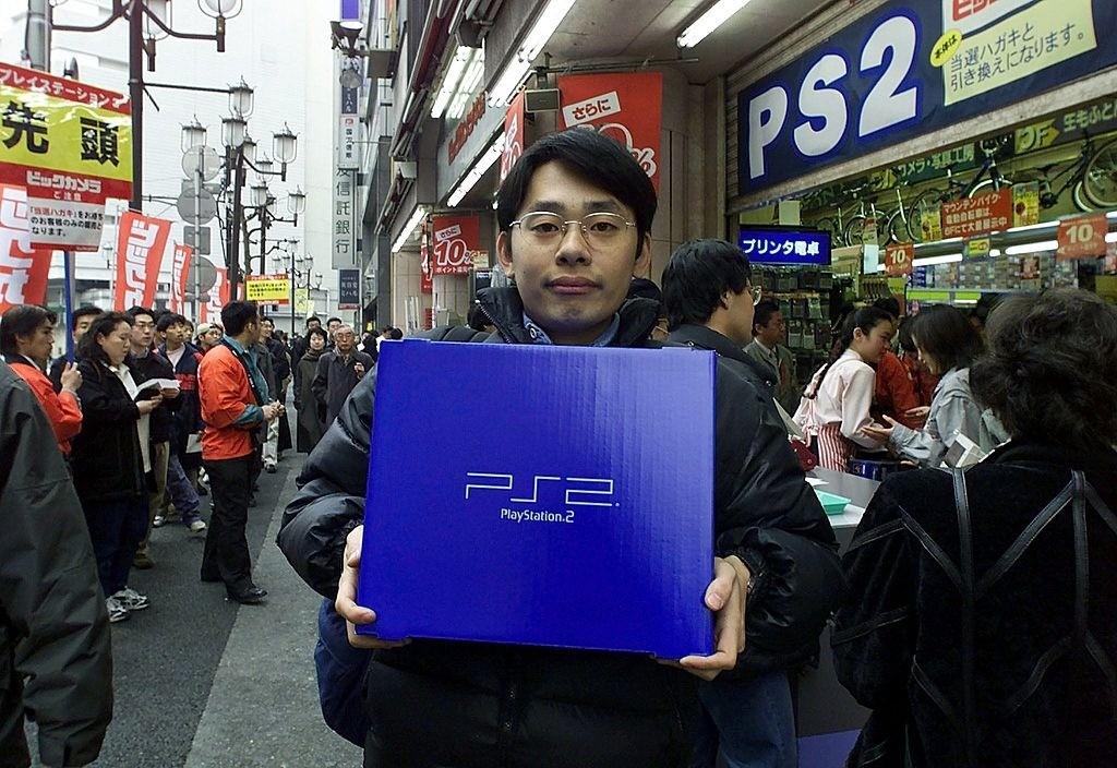 全球累计销量超1亿5500万部 索尼PS2迎来21岁生日