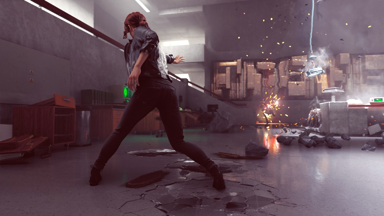 《控制》开发商5款游戏开发中 与Epic继续进行合作