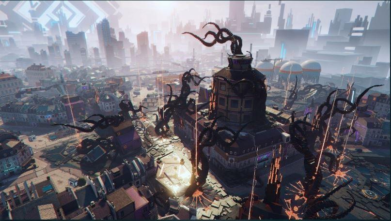 《超猎都市》第三赛季地图预告发布 区域更加多元化