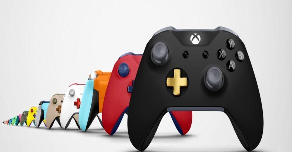 Xbox设计实验室即将回归 玩家可设计XSX手柄