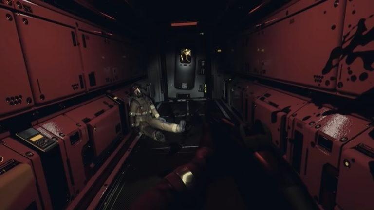 宇宙恐怖FPS《量子误差》新实机片段展示