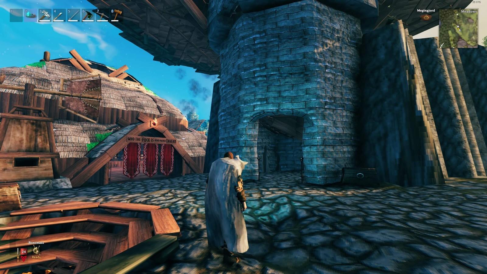 整个世界更清晰 《英灵神殿》高清材质MOD推荐