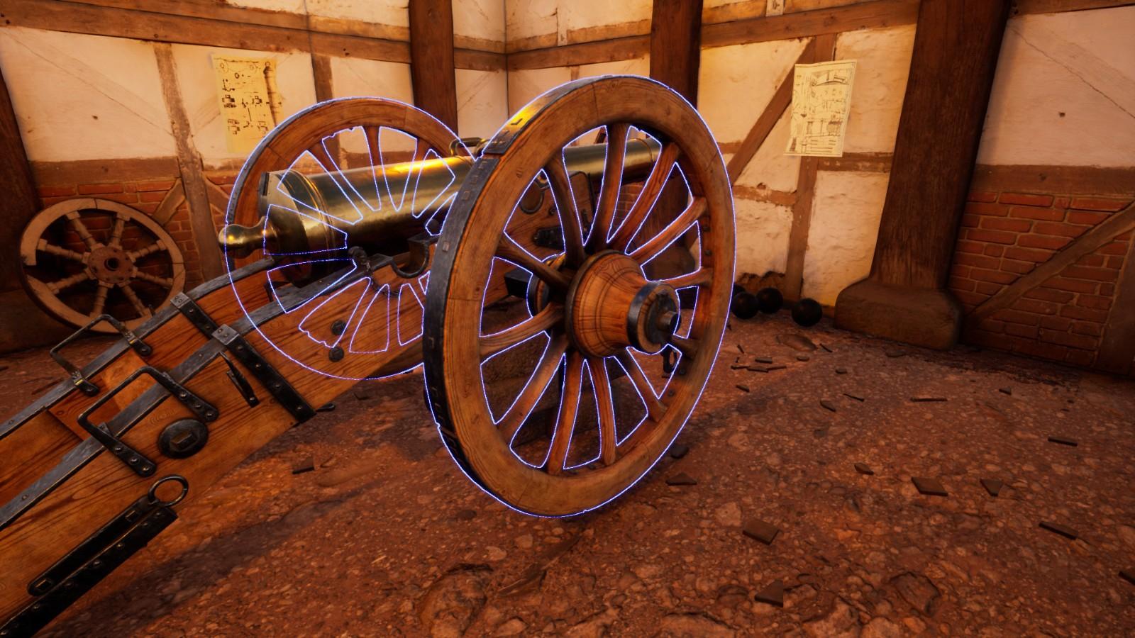 """《加农炮铸造模拟器》上架Steam 专业""""打炮"""""""