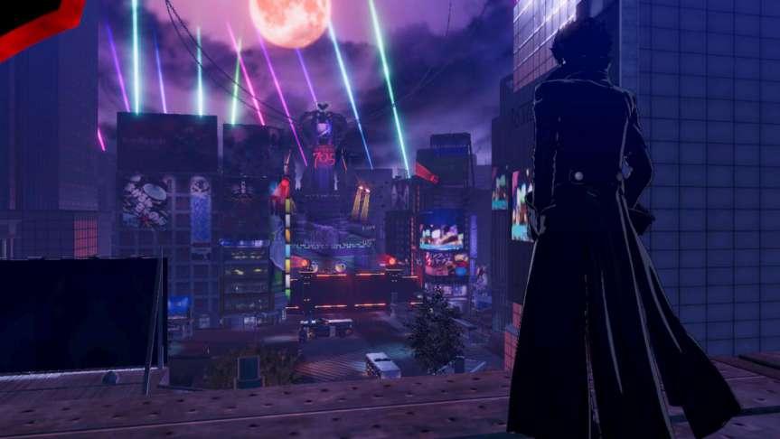 《女神异闻录5S》Steam版评测:迄今为止最独特的无双游戏