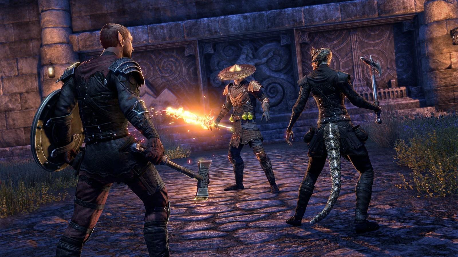 《上古卷轴OL》新DLC预告 全新冒险历程开启