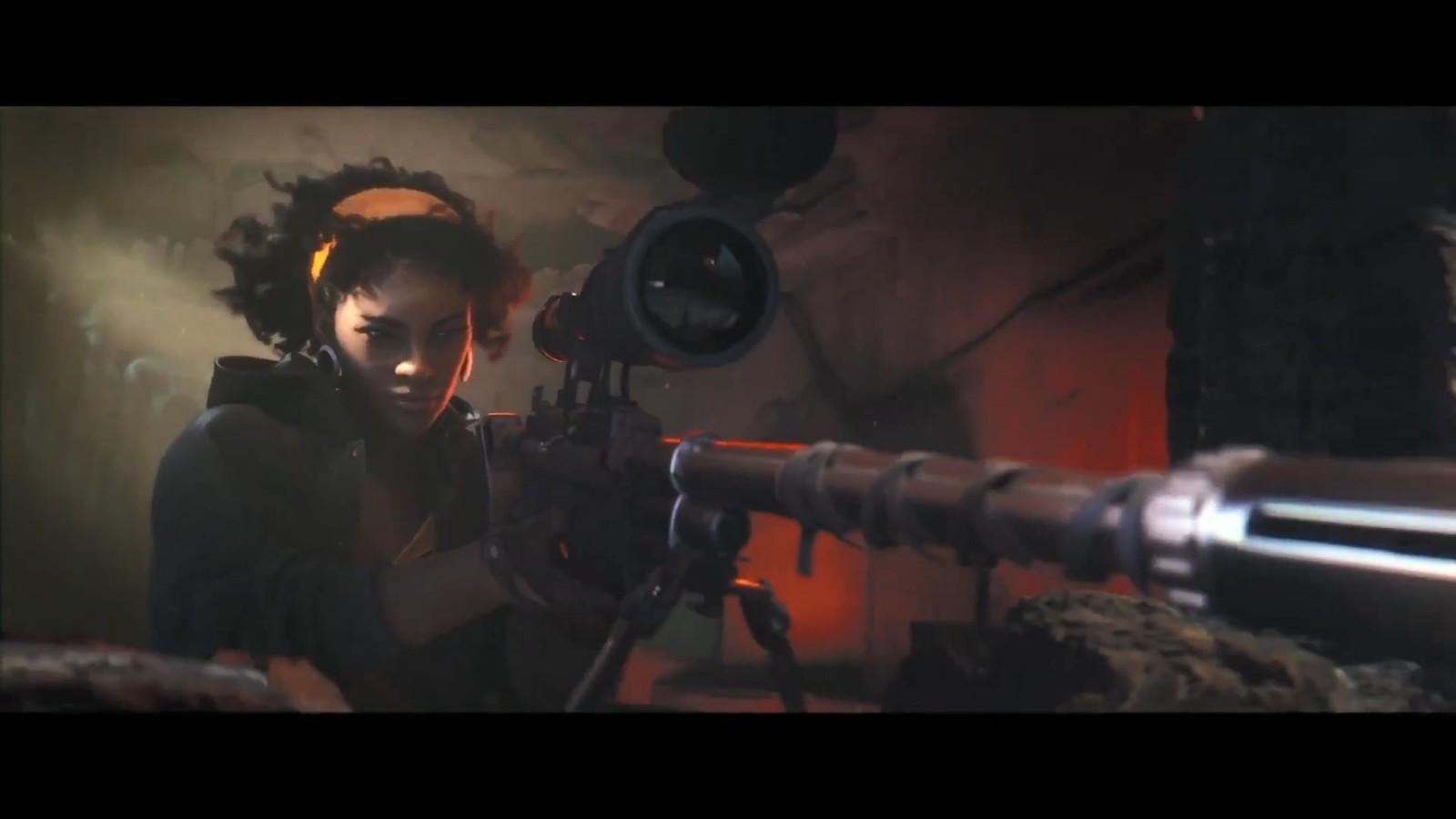 《死亡循环》新预告发布 利用各种超能畅快射击
