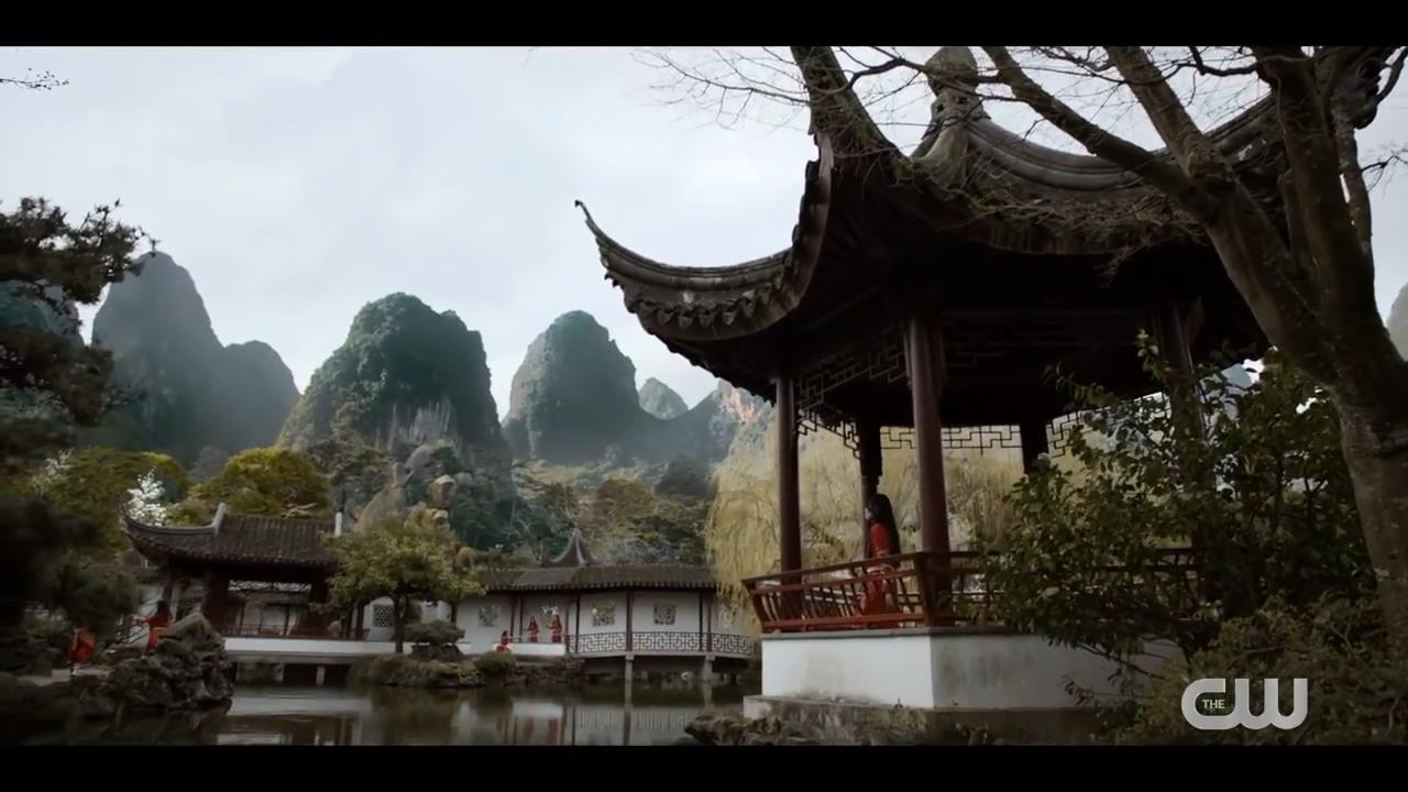 CW美剧《功夫》预告片公布 华裔女孩惩恶扬善