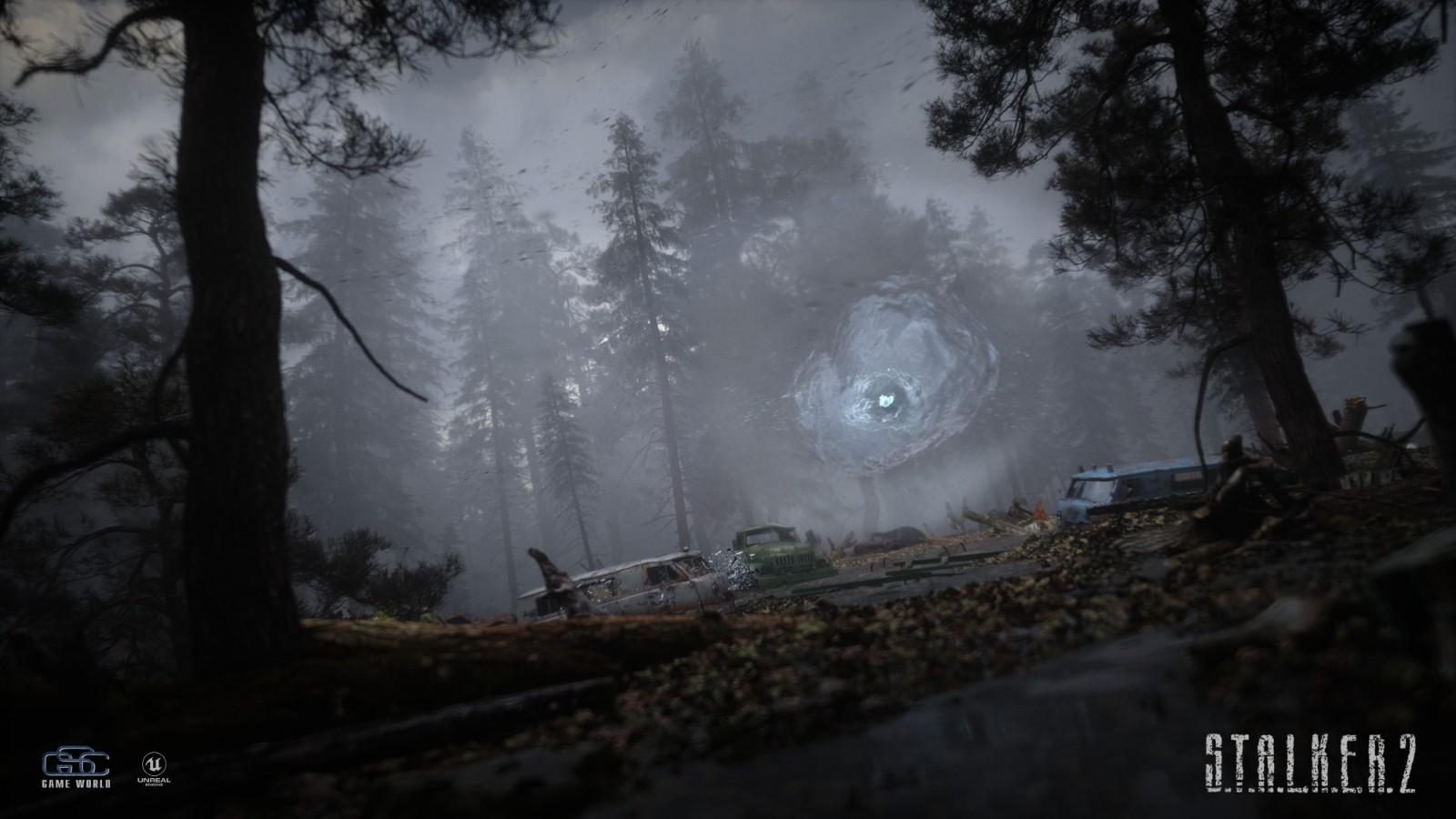 《潜行者2》剧情非线性有多结局 开放世界更真实