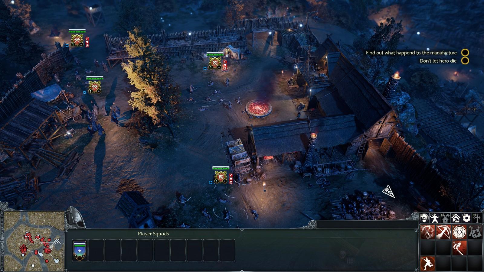 RTS《祖先:遗产》农民版在Steam上发布 免费体验