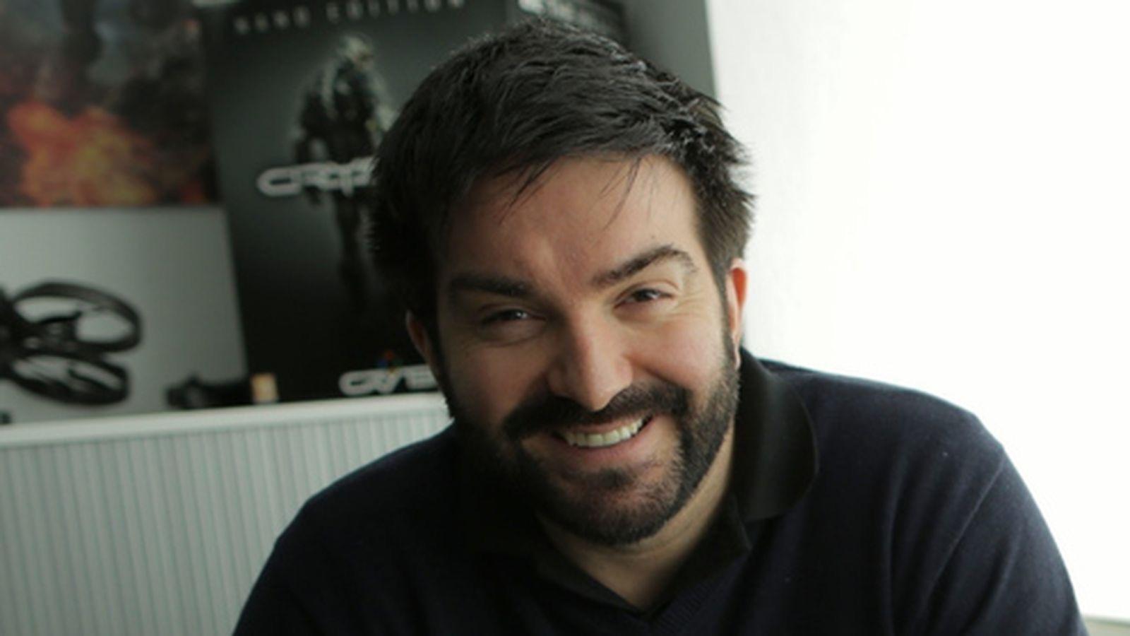 前Crytek CEO Cevat Yerli将公布自己新项目
