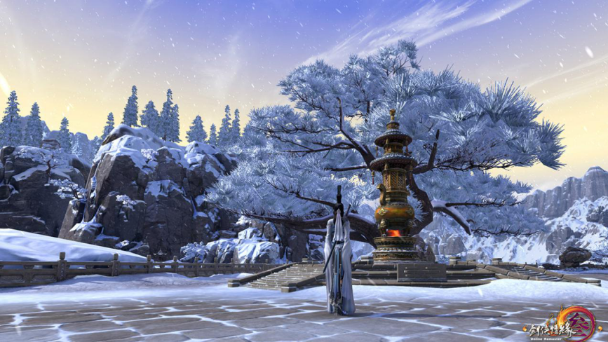 这是《剑网3》的第十二年,也是《剑网3缘起》的第一年