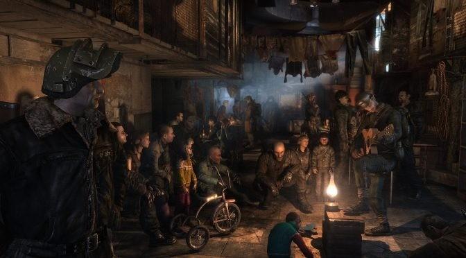 Steam免费领取《地铁2033》原版 3月16日截止