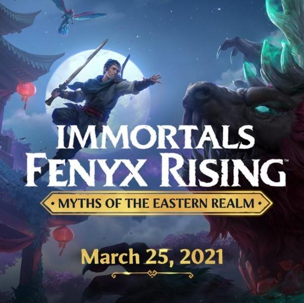 中国团队制作《渡神纪》补天DLC将于3月25日推出